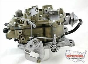Rochester Carburetor Fits 1985 86 Chevy Trucks 305 350 Engines Solenoid Plug