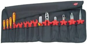 Knipex 98 99 13 Insulated Tool Set 15 Piece