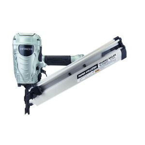 Hitachi Strip Framing Nailer Nr90ads1 Recon