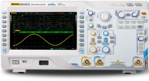 Rigol Mso4012 Mixed Signal Oscilloscopes Channels 2 Bandwidth 100 Mhz
