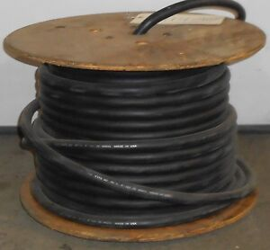 New Copper Wire 6 Awg 2 Cond So 11114mo