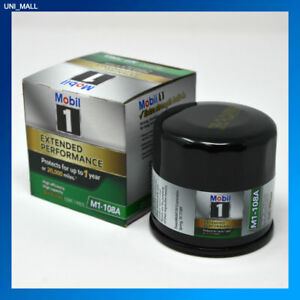 Mobil 1 Genuine New M1 108a Extended Performance Oil Filter 2 Free Gloves