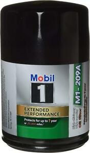 Mobil 1 Genuine New M1 209a Extended Performance Oil Filter 2 Free Gloves