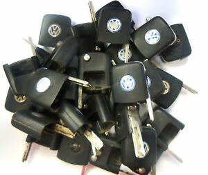 Remote Key Head Transponder Ignition Flip Key Head Locksmith Lot 30 Volkswagen