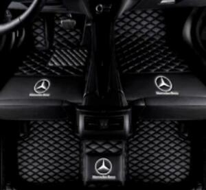 Fit For Mercedes Benz Cla180 Cla200 Cla250 New Floor Mats Genuine