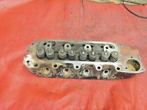 Mg Midget Original 1275 Cylinder Head Checked For Cracks 12g1316