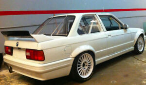 Bmw 3 Series M3 E30 Evo Look Rear Spoiler