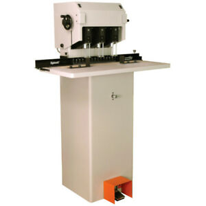 Lassco Spinnit Fmmh 3 Fully Automatic Hydraulic Three Spindle Paper Drill