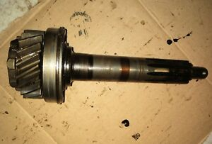 Allis Chalmers Wd 45 Tractor Ac Pto Input Drive Shaft Roller Bearing Part