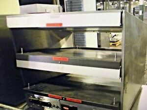 Hatco Glo Ray Heated Food Display