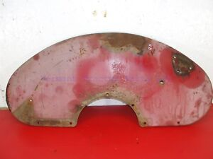 Farmall Super A Tractor Fender Right 350609r1