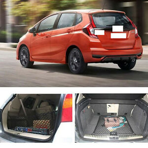 2x For Honda Jazz fit Hatchback Suv Rear Trunk Cargo Storage Plain