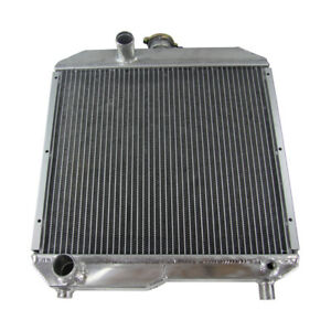 Sba310100440 Sba310100291 Tractor Radiator For Ford New Holland 1510 1710 Top