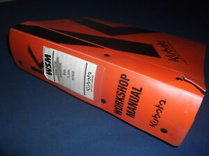 Kubota B26 Tl500 Bt820 Tractor Backhoe Service Shop Workshop Manual Oem Original
