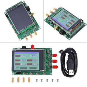 Adf5355 Lcd Rf Signal Source Module Color Touch Screen Vco Microwave Synthesizer