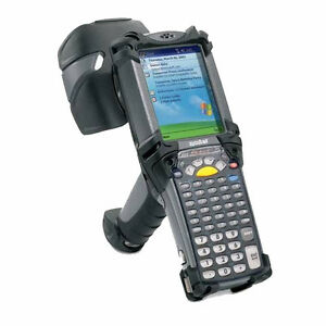 New Symbol Motorola Mc9090g Mc9090 gk0hjefr7us Wireless 2d Barcode Scanner Rfid