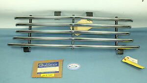 Nos 1960 Ford Galaxie Cal Custom Simulated Tube Grill