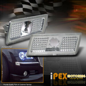 2004 2010 Chrysler 300 300c Touring Srt 8 Front Bumper Side Marker Fender Light