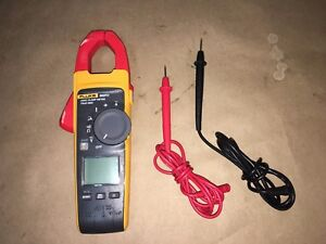 Fluke 902 Fc True Rms Hvac Clamp Meter 3a