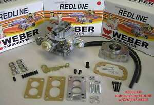 Suzuki Samurai Weber Carb Conversion Kit Electric Choke W Air Filter Adapter