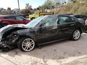 Speedometer Cluster Vin W 4th Digit Limited Mph Fits 12 16 Impala 585767