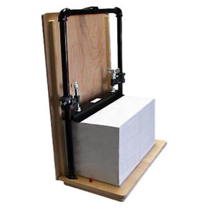 High Capacity Padding Press Make Your Own Pads Of Paper