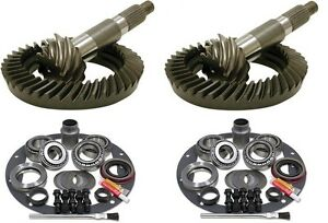 Jeep Wrangler Tj Dana 44 30 4 88 Thick Ring And Pinion Master Install Gear Pkg