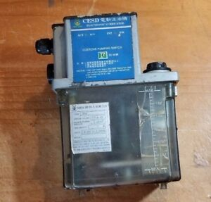 Cesd Electronic Lubricator Coercive Pumping Switch 220v 0 5a 50 60hz