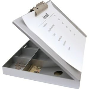 Saunders Cash Box Clipboard 55100