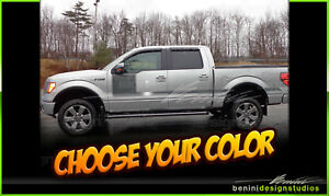 2008 2013 2014 Ford F150 F 150 Hockey Stripes Decals