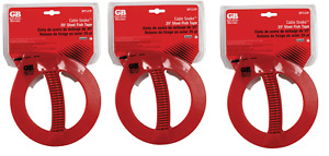 3 Pack Gb Gardner Bender Cable Snake Flat Wire Tape 25 Eft 21pn