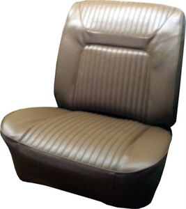 1964 Chevrolet Impala Ss Front Bucket Rear Seat Covers Pui