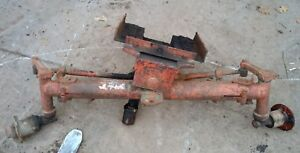 Schwartz Wide Front For Allis Chalmers Wc Wd Wd45 Tractor Bolt On And Go