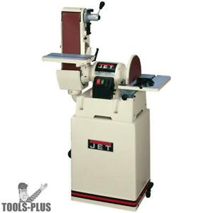Jet 708598k Belt disc Sander Plus Closed Stand New