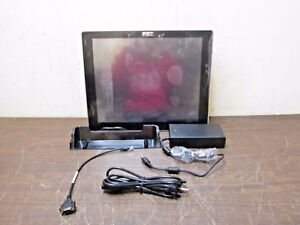 Fec Fh h611 17 Pos Touch Screen Point Of Sale Terminal Intel G540 4gb 500gb New