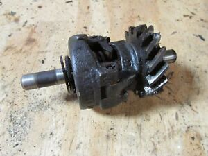 John Deere 40 420 430 440 Gas Tractor Governor Am1791t L4177t