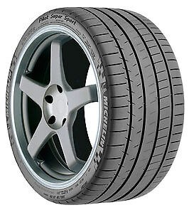 Michelin Pilot Super Sport 255 40r20xl 101y Bsw 2 Tires