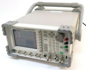 Aeroflex 3920 Ifr Digital Radio Test Set W Opts 050 056 058 061 200 201 202 216