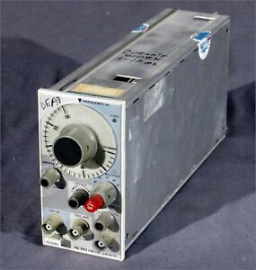 Tektronix Am 503 Function Generator Module As Is parts Or Repair