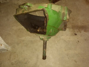 Oliver 70 Tractor Bellhousing 70 Row Crop Part