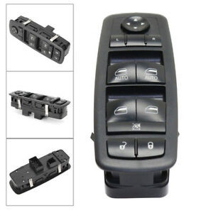 Power Window Switch Front Driver Left Side For Dodge Grand Caravan Sxt 2008 2009