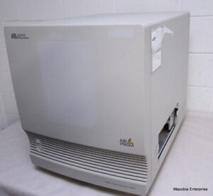Abi Prism Ab Applied Biosystems 7900ht 7900 Ht Sequence Detection System