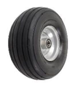 Hay Tedder Tire Wheel 3 50 Inch X 6 Inch 4 Ply 1 Inch Bore 25 Mm 2 28 Inc