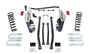 Pro Comp 6 Inch Long Arm Lift Kit With Es9000 Shocks 2007 2008 Dodge Ram 2500