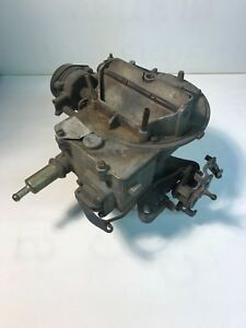 Autolite 2100 2 barrel C6af 1 14 1966 Ford 289 Carburetor