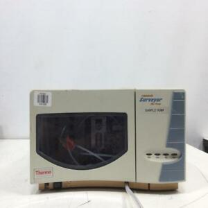 Thermo Ms Pump Hplc Sample Pump With Warranty Mass Spec