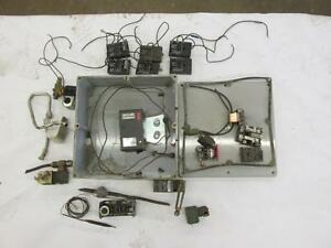 Lot Of Miscellaneous Air Conditioner Parts