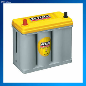 Optima New Agm Ds46b24r Yellowtop Battery Toyota Prius 12 Volt Group 46b24r