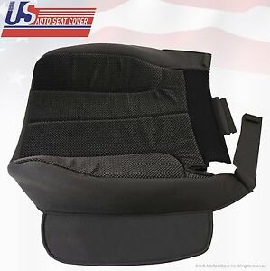 2004 Dodge Ram 2500 Slt Driver Bottom Replacement Fabric Seat Cover Dark Gray