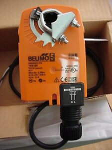 Belimo Tfb120 Actuator Ships On The Same Day Of The Purchase
